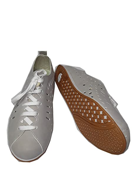 Sintético Para De Uni Mujer Cordones Flex Zapatos Material L35Aqc4RjS