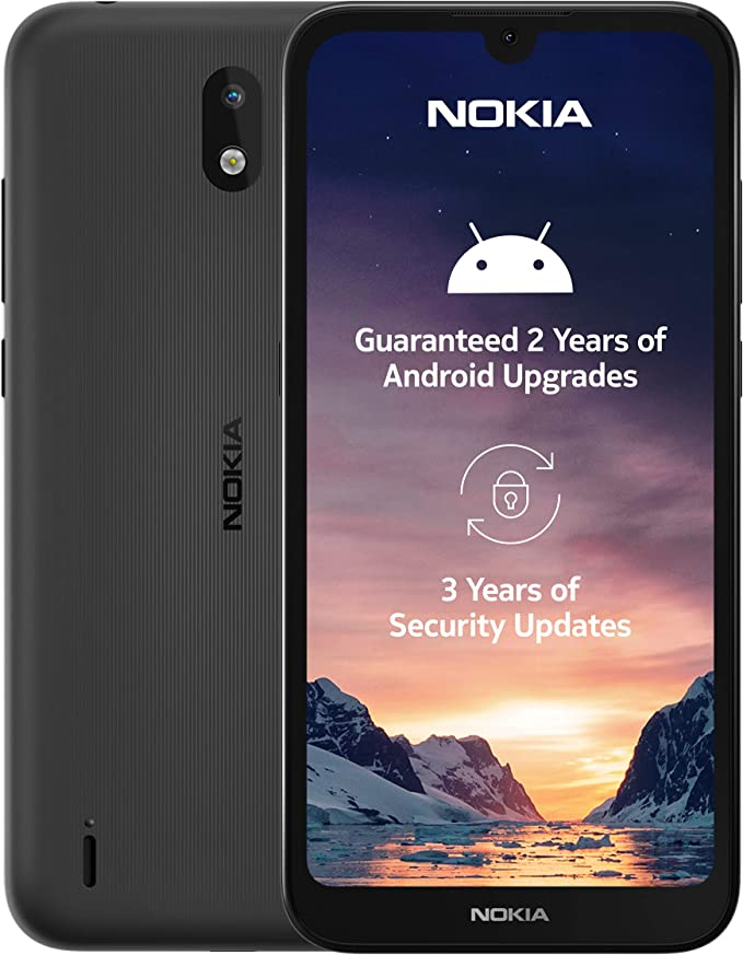 Nokia 1.3 5.71 Inch Android UK Sim-Free Smartphone with 1 GB RAM and 16 GB Storage (Dual Sim) - Charcoal: Amazon.es: Electrónica