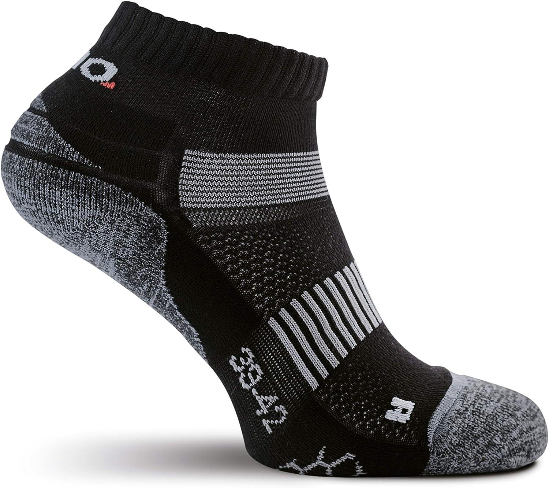 le triathlon et le sport Eono Essentials Chaussettes de course pour hommes et femmes la course paquet de 3 chaussettes de sport Sneaker pour le fitness