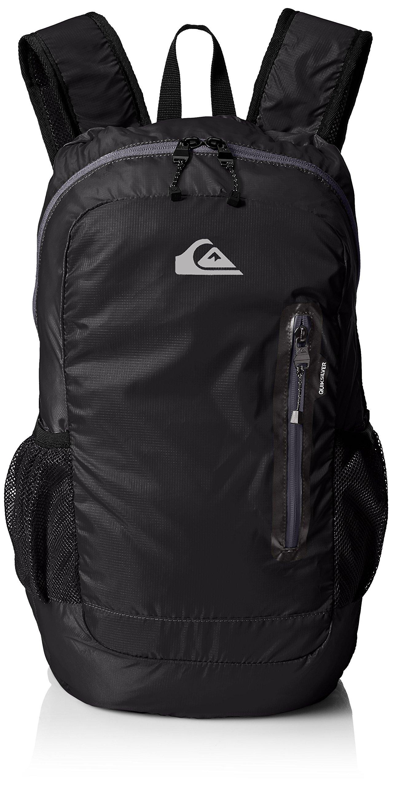 Quiksilver Men's Octo Packable Backpack, Black