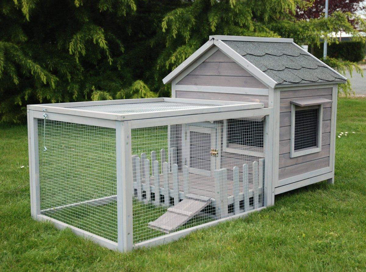 Cottage Animals - Clapier pour lapins, cobayes, cochons d'inde - CPF cochons d' inde - CPF LIFLAND