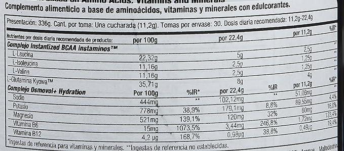 Starlabs Nutrition XT5 Refuel Strawberry - 336 gr
