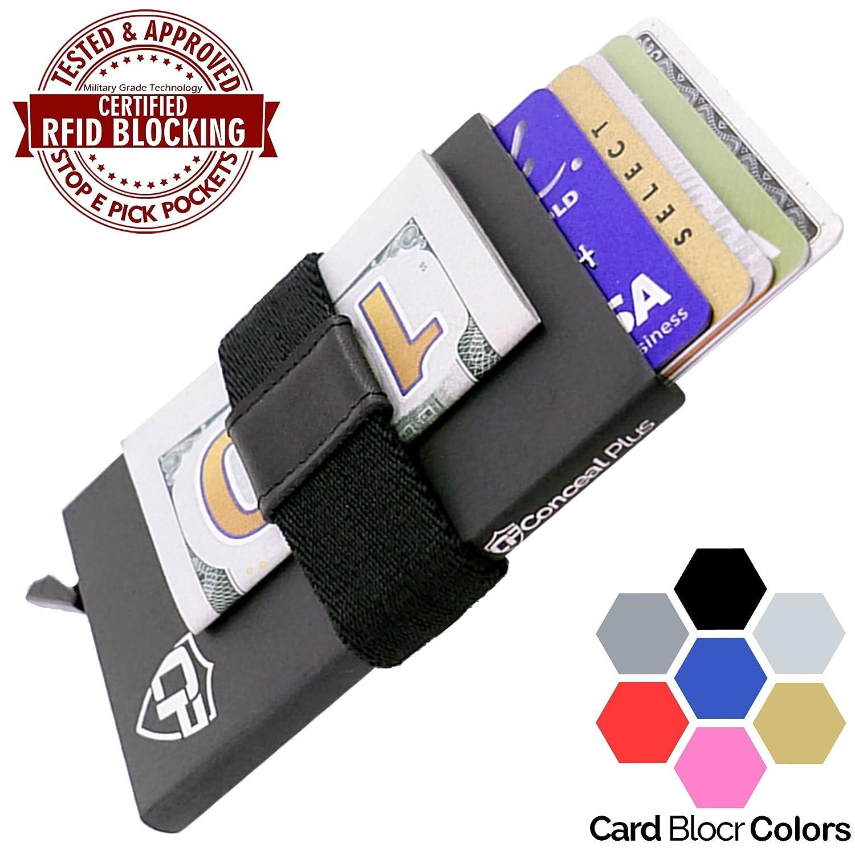 Conceal Plus ACCESSORY メンズ B0744J4ZQV ブラック ブラック
