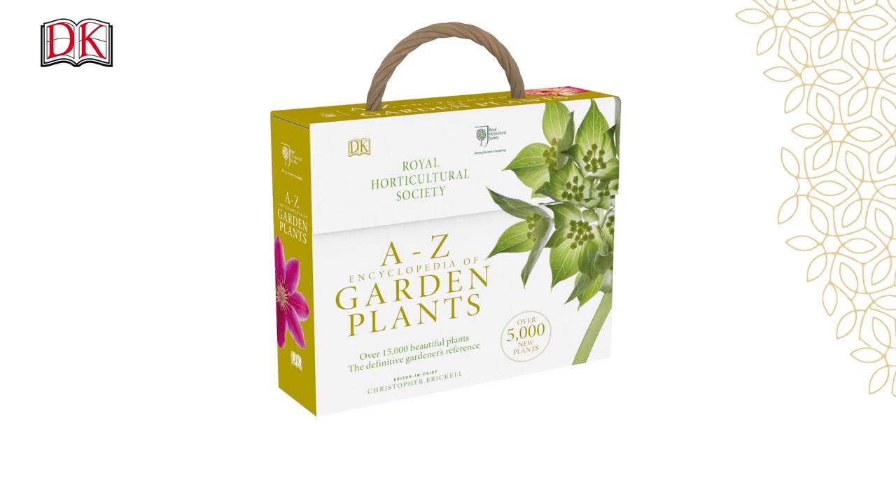 Rhs A-Z Encyclopedia of Garden Plants: DK: 9780241239124 ...