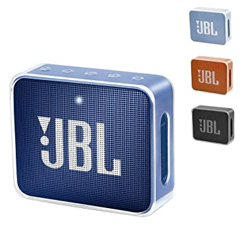 Pushingbest JBL GO 2 Case, TPU Carry Bag Case Cover for JBL Go 2 Bluetooth  Speaker[Impact Resistant] [Easy to Carry](Transparent)