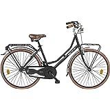 Cicli Gloria Bicicletta Barona Holland 26, nero matte