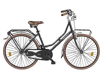 CICLI CLORIA Milano Bicicleta Barona Negro