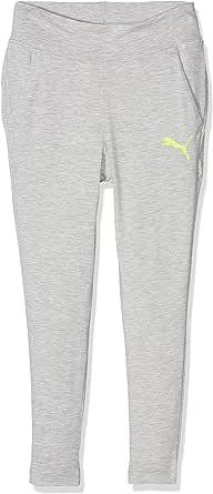 PUMA Pantalones Soft Sport Jersey G para niños