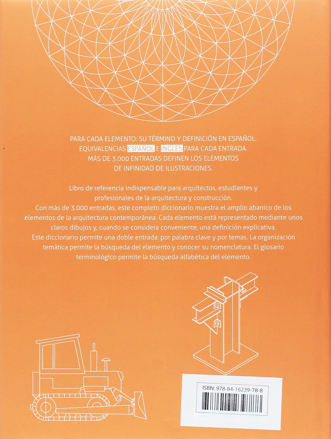 Diccionario visual arquitectura y construcción: CARLES BROTO COMERMA: 9788416239788: Amazon.com: Books