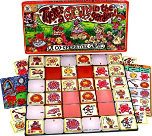 Family Pastimes Growly in the Garden! - An Award Winning Co-operative Game