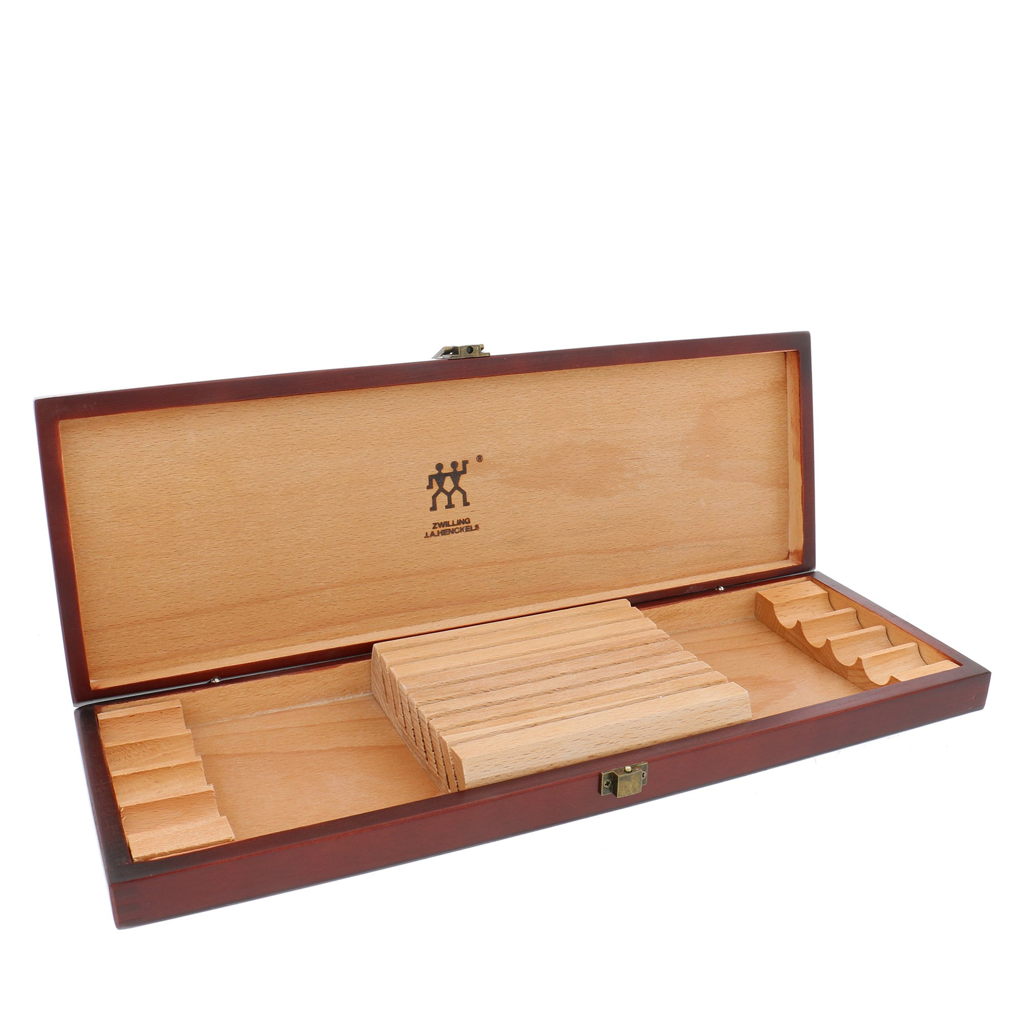 Zwilling J.A. Henckels Twin Gourmet 8-Piece Steak Knife Set with Box by ZWILLING J.A. Henckels (Image #3)