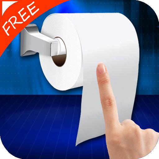 (Toilet Paper - Speed Challenge)