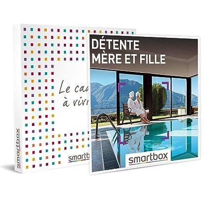 Idee De Cadeau Femme.Smartbox Coffret Cadeau Femme Detente Mere Et Fille