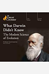 What Darwin Didn't Know: The Modern Science of Evolution Audible Audiobook