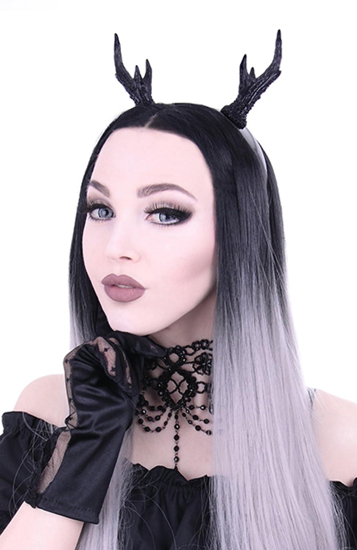 Restyle Deer Antlers Headband, Gothic Headwear