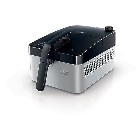 Philips HD9210/90 - Freidora baja en grasa, 1440 W, capacidad de 800 g