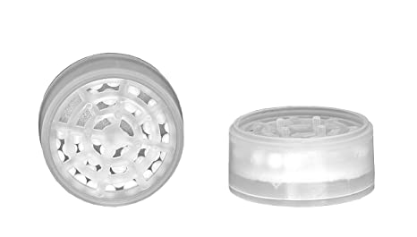 Replacement Filter For The Clearly Pure Shower Head   Dechlorinating Shower Filter And Reduces Dissolved Solids   Helps Dry Hair And Itchy Skin   Barclay's Buys by Barclay's Buys Better Home Goods