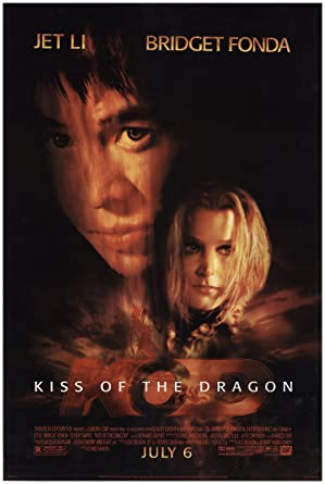 "Kiss of the Dragon 2001 Authentic 27"" x 40"" Original Movie Poster Rolled Bridget"