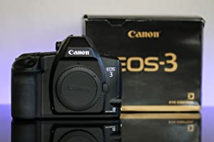 Canon EOS-3 35mm SLR Camera (Body Only)