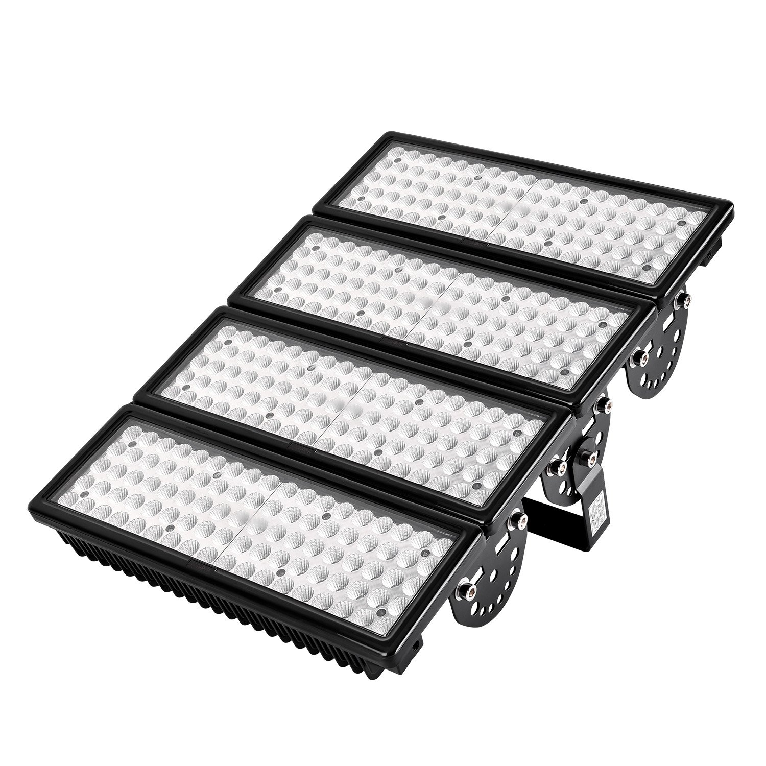 Viugreum 400W LED Flood Lights Outdoor, 40000 Lumen Daylight White(6000K) 60° Beam Angle LED Spot Lights, IP67 Waterproof Security Work Light, Stadium Light (Fast shipping from USA,only take 5-7 days)