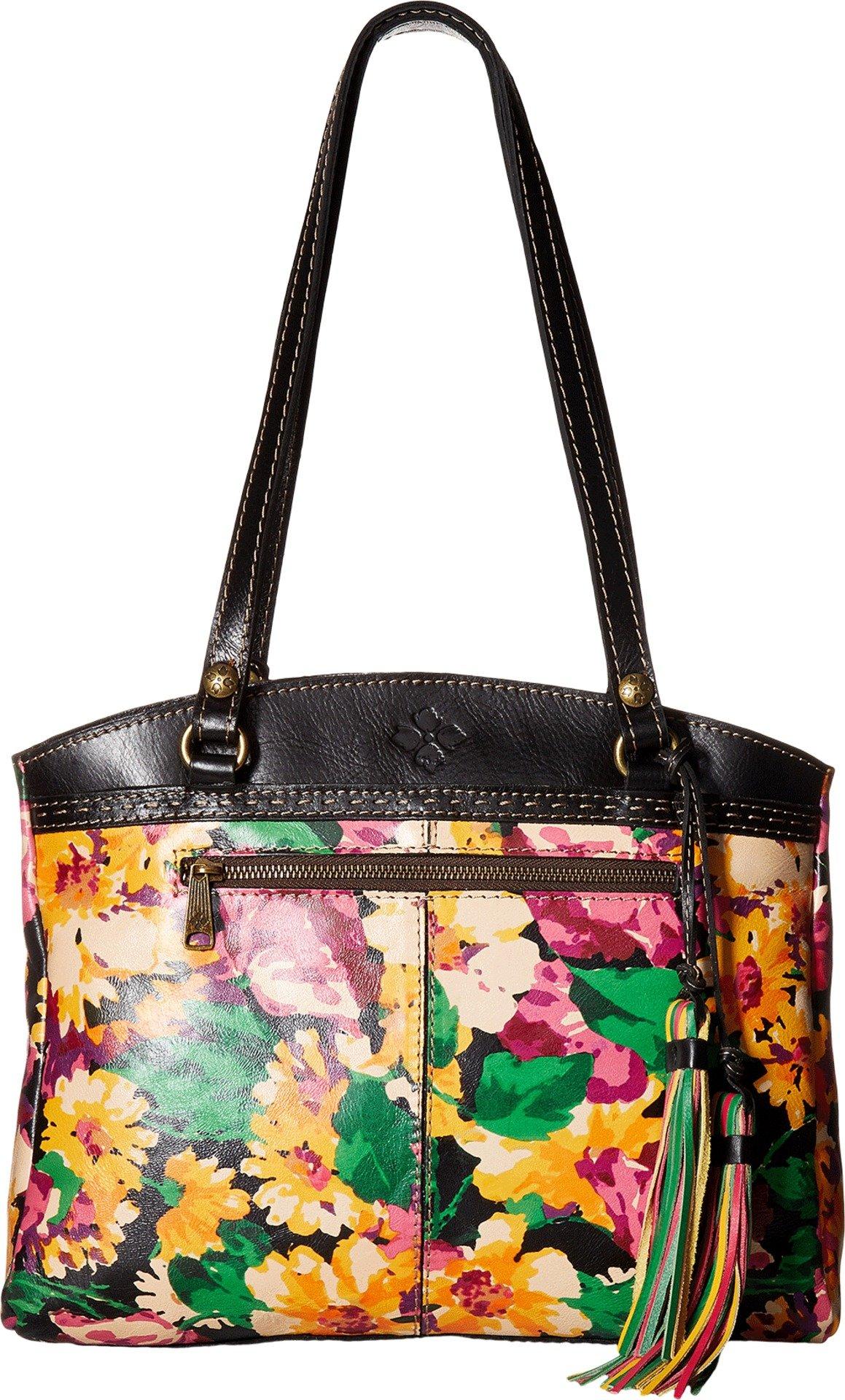 Patricia Nash Women's Poppy Tote Summer Evening Bloom Handbag