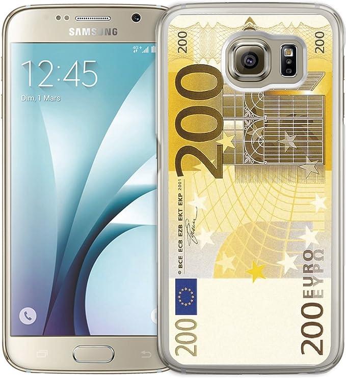 Carcasa Samsung Galaxy: billete 200 Euros: Amazon.es: Electrónica