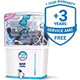 KENT New Grand 8-Litres Wall-Mountable RO + UV/UF + TDS (White) 20 ltr/hr Water Purifier