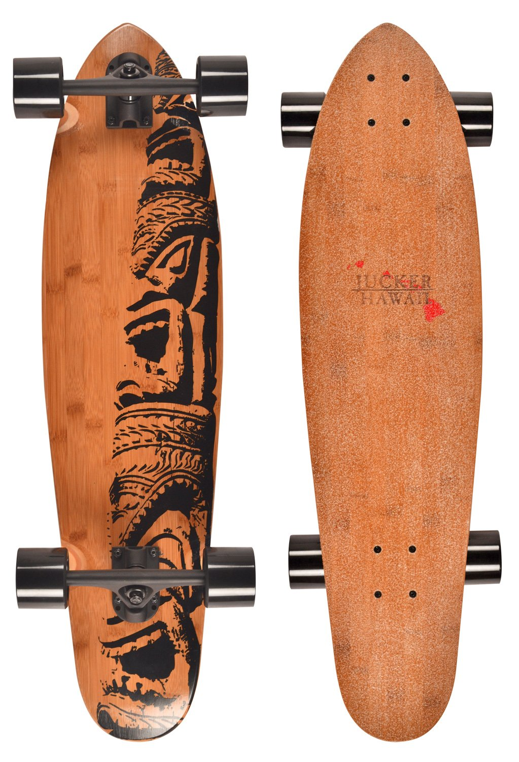 JUCKER HAWAII Longboards Mini Cruiser Alle Makaha in verschiedenen Varianten