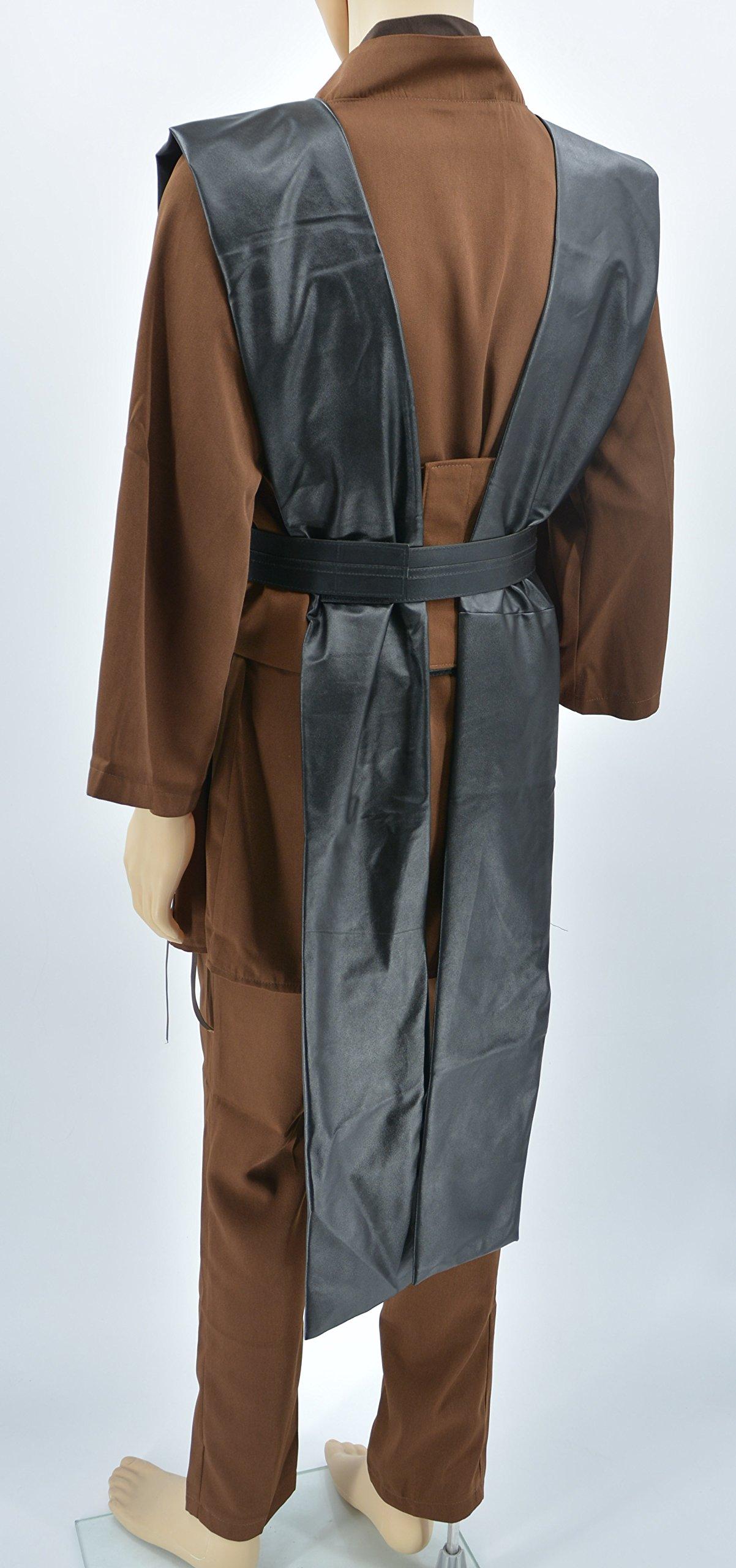 hideaway Star Wars Adult Deluxe Anakin Skywalker Costume [ Size : M, L, XL ] Cosplay (XL) by hideaway (Image #6)