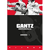 Gantz Omnibus 1