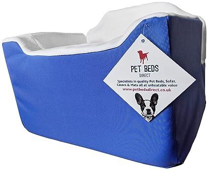 Pet Beds - Asiento de Coche para Perros y Mascotas, Cesta/arnés de ...