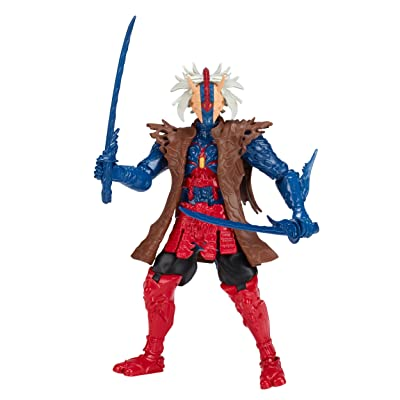 Power Rangers Ninja Steel 5-Inch Villain Ripcon Figure: Toys & Games