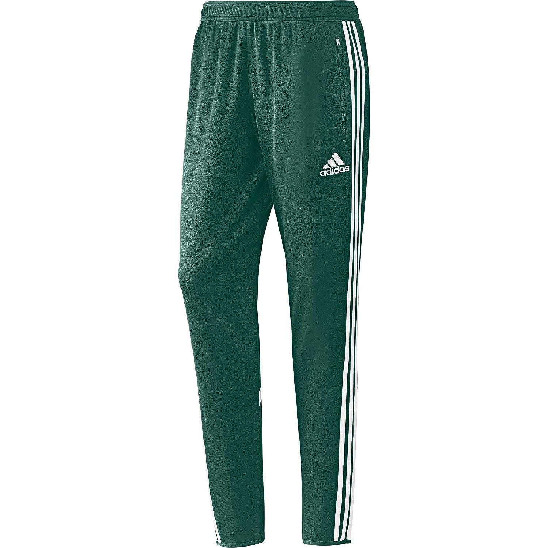 adidas de Hombre con 14 pantalón de chándal pequeño Color Verde ...