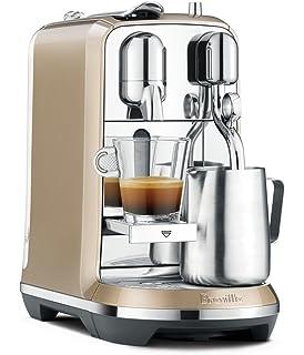 Amazon.com: Breville-Nespresso USA BNE800BSSUSC Nespresso ...