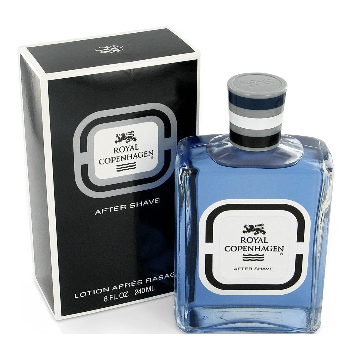 ROYAL COPENHAGEN for Men Aftershave Lotion 8 Ounces 120044
