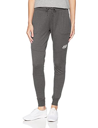 Skechers Active Womens Chill Jogger Pant, Cargo Charcoal ...