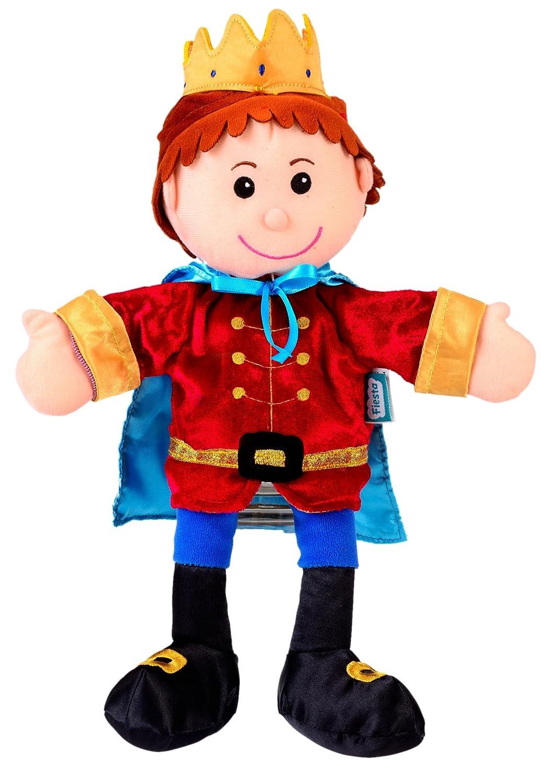 Junge Handpuppe Marionetten & Handpuppen Puppen & Zubehör Fiesta Crafts T-2419