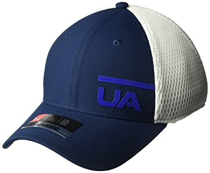 0ef7f784ed3 Amazon.com  Under Armour Men s Train Spacer Mesh Cap  Sports   Outdoors