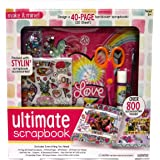 Make it Mine Ultimate Scrapbook - 40 Page Kid's Hardcover Scrapbook Kit