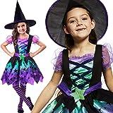 Amscan Bezaubernde Hexe Halloween Kostüm Kinder Mädchen