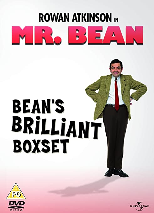 Mr bean series 1 volume 1 4 digitally remastered 20th anniversary mr bean series 1 volume 1 4 digitally remastered 20th anniversary edition dvd amazon rowan atkinson dvd blu ray solutioingenieria Images