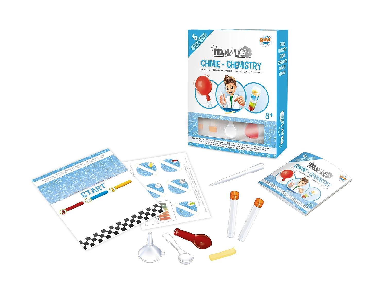 Mini Lab Qu/ímica BUKI 3001