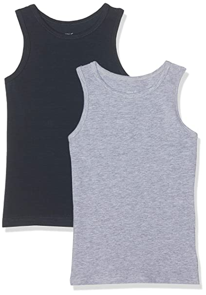 Schiesser Boys Vest Pack of 2