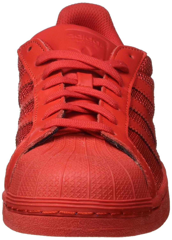 buty jesienne wyprzedaż resztek magazynowych za pół Adidas - Superstar - B42621 - Color: Red - Size: 7.0: Amazon ...