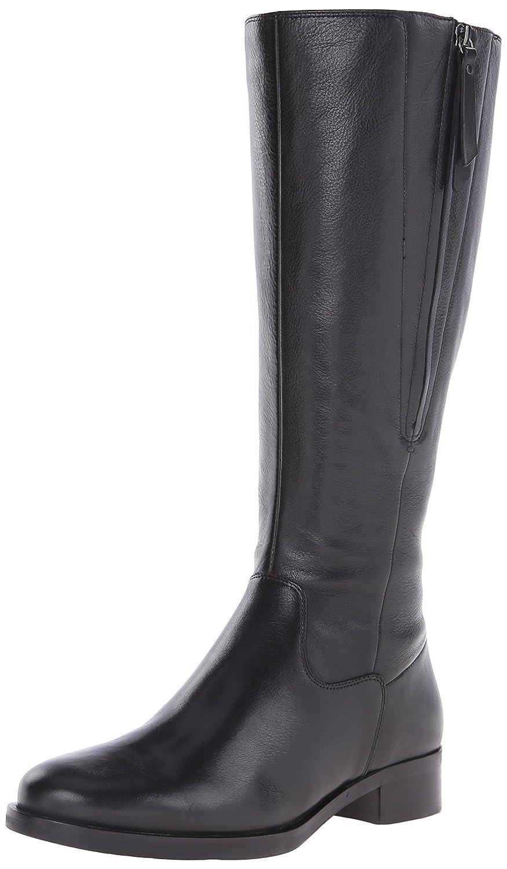 ECCO Footwear Women's Adel Tall Zip Boot B00RCCD7UE 38 EU/7-7.5 M US Black