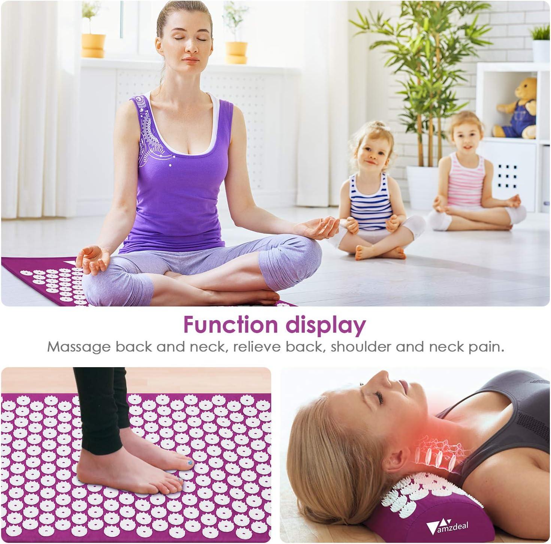 Comparativa 2020: Esterilla de masaje (acupresión)