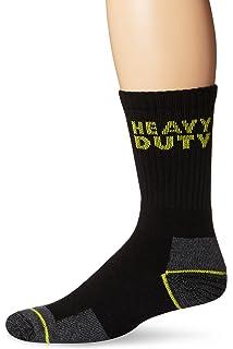 Heavy Duty Mens Work Socks (Pack of Three Pairs)
