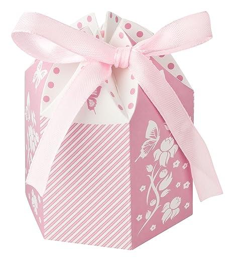 Kleenes Traumhandel 30 Cajas de regalo – Regalo para bautizo invitados & nacimiento y boda –