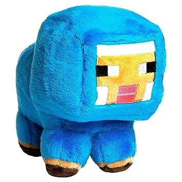 Minecraft 7184 oveja de peluche, azul, ...