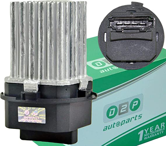 D2P para Citroen C3 MK2 (2009 - 2015) Calentador Motor Soplador ...